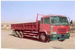 长征国二后双桥,后八轮货车280马力13吨(CZ1240SU455)