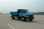 解放牌CA3166K2A型长头柴油自卸车图片