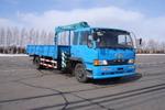 春圆牌DCY5128JSQA型随车起重运输车