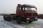 北方奔驰牌ND4250W322JJ型牵引车图片