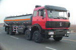 北方-奔驰牌ND5310GHY型化工液体运输车图片