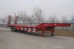 三军牌HBC9270DP型低平板半挂运输车图片