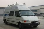 载通牌BZT5030XGD型广播电视车图片