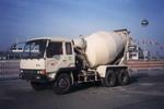 长春牌CCJ5230GJB型混凝土搅拌运输车图片
