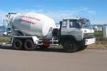 欣驰牌CYC5250GJB型混凝土搅拌运输车