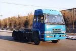 解放后双桥,后八轮6X4平头柴油半挂牵引车362马力(CA4201P21K15T1)