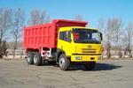 解放牌CA3253P7K2T1A型6X4平头柴油自卸汽车图片