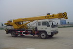安利牌BQZ5120JQZ8G型汽车起重机图片