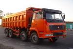 杰之杰牌HD3310ZXSE型自卸汽车