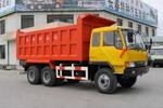 长特牌CQY3250P1K2T1型自卸汽车