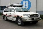 载通牌BZT5030DSNG型卫星通信车图片