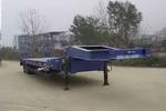 神狐12.5米14吨2轴低平板半挂车(HLQ9230TDP)