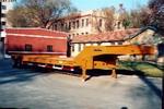 农牧14.7米32吨其它低平板半挂车(QNM9470)