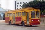 10.5米|37座金陵仿古车(JLY6100A4)