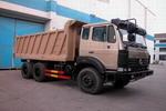 汇众(SHAC)牌SH3251型平头驾驶室自卸汽车图片
