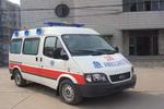 八达牌XB5030XJHSC-M型救护车图片