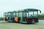 东风牌EQ6111L5型大型超低地板城市客车图片