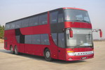 安凯牌HFF6137S07D型豪华双层客车图片
