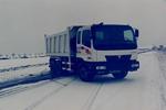 博格达后双桥,后八轮自卸车国二231马力(XZC3208AM)