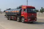 运力牌LG5310GHY型化工液体运输车