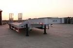 瑞江15米25吨3轴低平板半挂车(WL9360TDP)