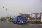赣运单桥自卸车国二120马力(JXG3040)