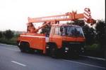 华石牌ES5200TCS型测试井架车图片