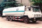 川牌KQF5252GDYFSX型低温液体运输车图片