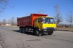 长特牌CQY3250P1K2T1A型平头柴油自卸汽车