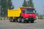 解放牌CA3312P2K2T4A1型8X4平头柴油自卸车图片