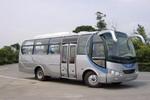山川牌SCQ6750F型客车