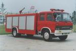 海潮牌BXF5140GXFPM50型泡沫消防车