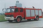 海潮牌BXF5140GXFSG50型水罐消防车