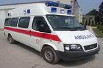 八达牌XB5040XJHLC3-H型救护车图片