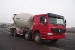 徐工-利勃海尔牌XZJ5318GJBN3268W12型混凝土搅拌运输车图片