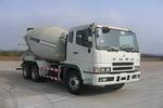 徐工-利勃海尔牌XZJ5253GJBFV51JK型混凝土搅拌运输车图片