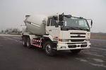 徐工-利勃海尔牌XZJ5259GJBCWB459K型混凝土搅拌运输车图片
