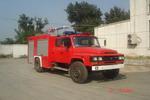 海潮牌BXF5100GXFPM35型泡沫消防车