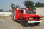 海潮牌BXF5100GXFSG35型水罐消防车