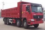 鲁峰前四后八自卸车国二336马力(ST3314C)