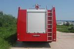 中卓时代牌ZXF5190GXFSG80型水罐消防车图片