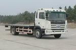 江淮国二单桥平板式货车159马力7吨(HFC1130KR1PB)