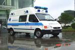 八达牌XB5031XJHLS型救护车图片