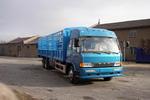 琴岛牌QD5252XXYL7T1-1型仓栅式厢式运输车图片
