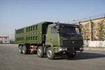 济重牌JZ3311型自卸汽车