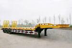 迅力16.1米28吨3轴低平板半挂车(LZQ9390TDP)