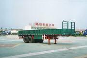 万事达10米29吨2轴半挂车(CSQ9350)