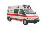 江铃全顺牌JX5035XJHLB-M型救护车