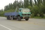 北方奔驰国二后双桥,后八轮货车262马力13吨(ND1250B45)