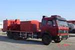 卡瑞特牌GYC5240TSN12型固井水泥车